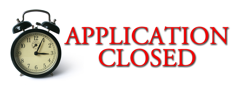application-Closed